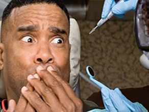 Are You Afraid Of The Dentist?